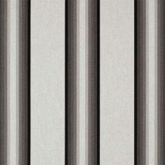 Sunbrella Grey / Black / White 4799-0000 46-Inch Awning / Marine Fabric
