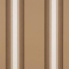 Sunbrella Beige / White 4796-0000 46-Inch Awning / Marine Fabric