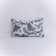 Indoor/Outdoor Sunbrella Hothouse Cloud White - 20x12 Throw Pillow (quick ship)
