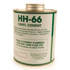 HH-66 Vinyl Cement 1 Pint Brushtop Can