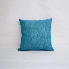 Indoor/Outdoor Sunbrella Tailored Lagoon - 18x18 Throw Pillow (quick ship)