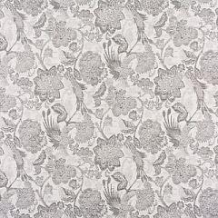 Scalamandre Sunbrella Sankaty Charcoal 3 Elements IV Collection Upholstery Fabric