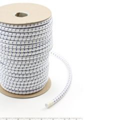 Polypropylene Covered Elastic Cord #M-6 3/8 inches x 100 feet