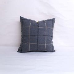Indoor/Outdoor Sunbrella Paradigm Stone - 18x18 Throw Pillow (quick ship)