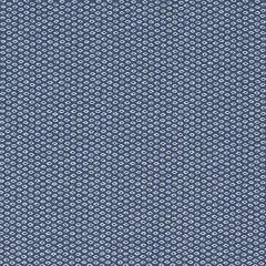 Sunbrella Thibaut Shibori Dot Marine Blue W80027 Portico Collection Upholstery Fabric
