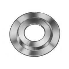 DOT Lift-The-DOT Washer 90 BS 16509 2A Nickel Plated Brass 1000 pack