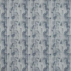 Groundworks Sunbrella Crescent Weave Marlin GWF-3737-15 by Kelly Wearstler Upholstery Fabric