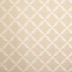 S Harris Sunbrella Octagon Gate Linen 8494003 Upholstery Fabric