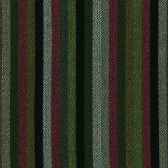 Robert Allen Sunbrella Striped Affair Jet 228302 DwellStudio Modern Bungalow Collection Upholstery Fabric