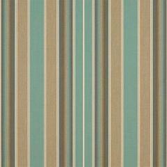 Sunbrella 4868-0000 Kiawah Spa 46 in. Awning / Marine Stripe Fabric