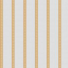 Fabricut Sunbrella Pier Stripe Morning Sun 6672206 Sunrise Collection by Kendall Wilkinson Upholstery Fabric