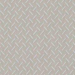 Sunbrella Maze Irradiant MAZ J293 140 Marine Decorative Collection Upholstery Fabric