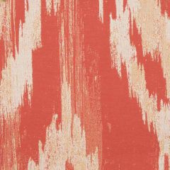 Lulu DK Sunbrella Haven LD Tangerine 65013LD-4 Portofino Collection Upholstery Fabric