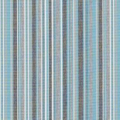 Sunbrella Canvas Porto Blue Chine SJA 3776 137 European Collection Upholstery Fabric