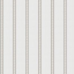Fabricut Sunbrella Pier Stripe Bleached Wood 6672201 Sand Dune Collection by Kendall Wilkinson Upholstery Fabric