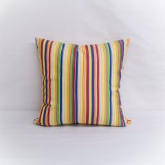 Indoor/Outdoor Sunbrella Castanet Beach - 20x20 Throw Pillow (quick ship)