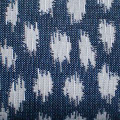Sunbrella Agra Indigo 145147-0000 Fusion Collection - Reversible Upholstery Fabric (Dark Side)