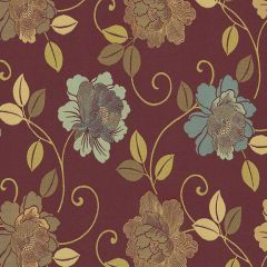 Sunbrella by CF Stinson Contract Bloom Dahlia 62597 Upholstery Fabric