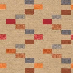 Sunbrella by CF Stinson Contract Cannon Beach Ember 63005 Upholstery Fabric