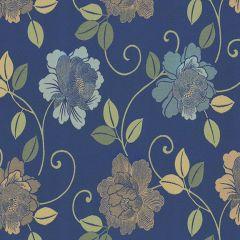 Sunbrella by CF Stinson Contract Bloom Hummingbird 62602 Upholstery Fabric