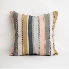 Indoor/Outdoor Sunbrella Ascend Vintage - 22x22 Throw Pillow (quick ship)
