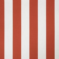 Sunbrella Beaufort Chili 4743-0000 Awning Stripes Collection Awning / Shade Fabric
