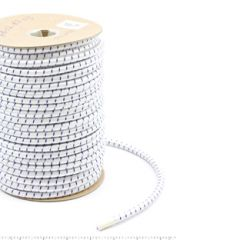 Polypropylene Covered Elastic Cord #M-5 5/16 inches x 150 feet