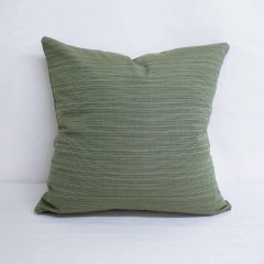 Indoor/Outdoor Sunbrella Dupione Laurel - 20x20 Throw Pillow (quick ship)