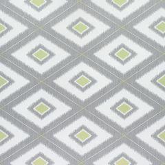 Sunbrella Thibaut Delray Diamond Heather Grey W80584 Oasis Collection Upholstery Fabric