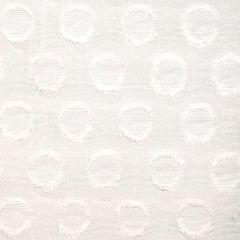 S Harris Sunbrella Spot Dot Coconut 8492501 Drapery Fabric