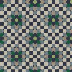 Sunbrella by Mayer Sula Marine 446-004 Wonderlust Collection Upholstery Fabric