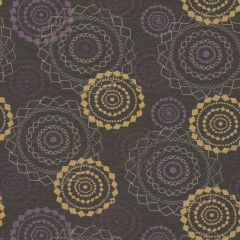 Sunbrella by Mayer Mandala Purple Haze 418-005 Imagine Collection Upholstery Fabric