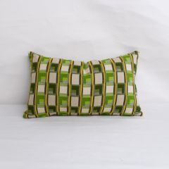 Indoor/Outdoor Sunbrella Blockstop Woodside - 20x12 Throw Pillow (quick ship)
