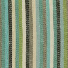 Robert Allen Sunbrella Striped Affair Lime 228299 Dwell Studio Modern Bungalow Collection Upholstery Fabric