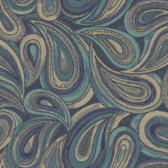 Sunbrella by Mayer Boteh Cerulean 414-004 Imagine Collection Upholstery Fabric