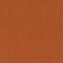Sunbrella Canvas Rust 54010-0000 Elements Collection Upholstery Fabric