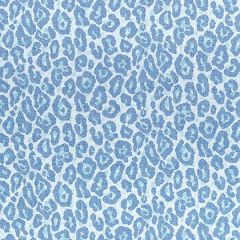 Sunbrella Thibaut Shambala Marine Blue W80569 Oasis Collection Upholstery Fabric