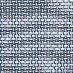 Lee Jofa Sunbrella Beach Basket Bright Navy 2016106-50 Resort 365 Collection Upholstery Fabric