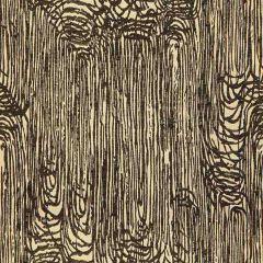 Groundworks Sunbrella Zuma Black GWF-3418-8 by Kelly Wearstler Upholstery Fabric
