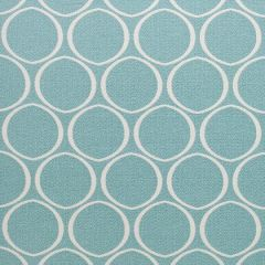 Sunbrella Thibaut Ellipse Spa Blue W80318 Calypso Collection Upholstery Fabric