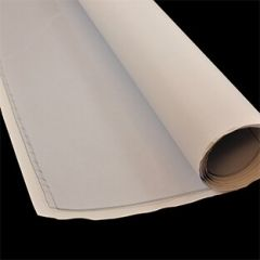 Regalite Fenestra Uncoated Press-Polished Clear Vinyl Sheets FR 0.020 x 54 Inches x 110 Inches Clear (5 pack)