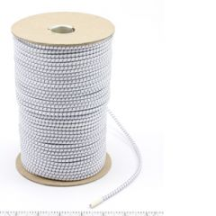 Polypropylene Covered Elastic Cord #M-3 3/16 inches x 300 feet