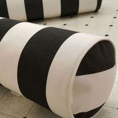 Custom Outdoor Bolster Pillows