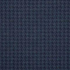 Sunbrella Houndstooth Indigo 44240-0008 Exclusive Collection Upholstery Fabric