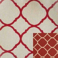 Sunbrella Accord II Crimson 45936-0000 Reversible Upholstery Fabric (Light Side)