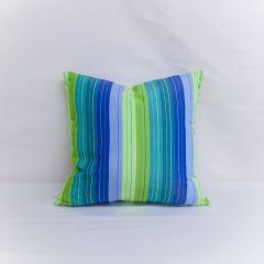 Indoor/Outdoor Sunbrella Seville Seaside - 20x20 Throw Pillow (quick ship)