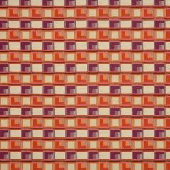 Sunbrella Blockstop Fruitpunch 145034-0002 Exclusive Collection Upholstery Fabric