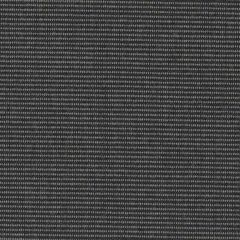 Sunbrella 4607-0000 Charcoal Tweed 46 in. Awning / Marine Grade Fabric