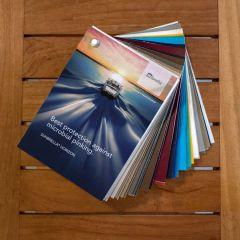 Sunbrella Horizon Sample Book - Fabric Swatches