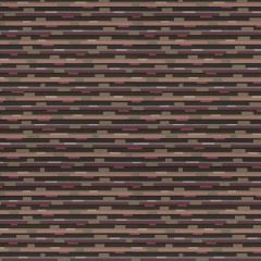 S Harris Sunbrella Lateral Bricks Pink Ginger 93883 Solstice Outdoor Collection Upholstery Fabric
